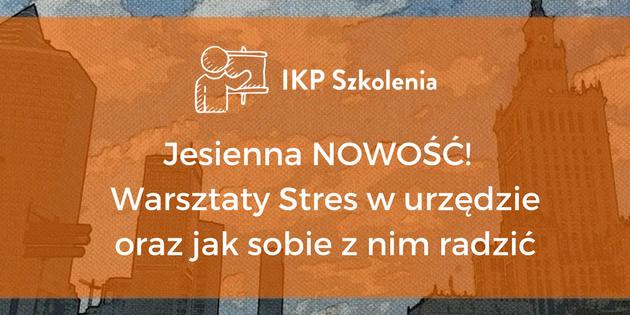 IKP Szkolenia Radzenie sobie ze stresem